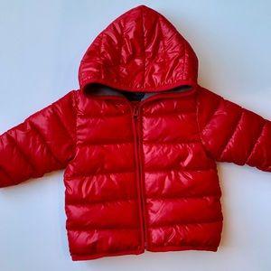 Old Navy Toddler Boy Puffer Coat